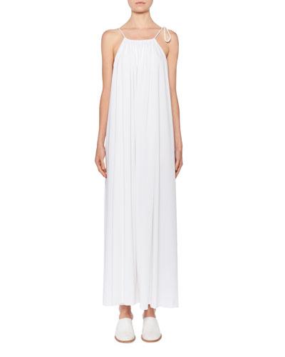 Dresia Long-Sleeve Cotton Dress