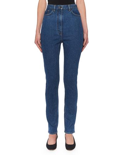 Kate High-Rise Skinny-Leg Jeans