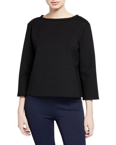 Jessie 3/4-Sleeve Top
