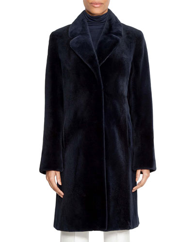 Mink Fur Short-Coat