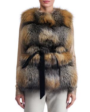 ef47872c066 Women s Premier Designer Coats   Jackets at Neiman Marcus