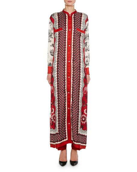 F.r.s For Restless Sleepers GALENE CABOTINE QUEEN BEE CAFTAN DRESS