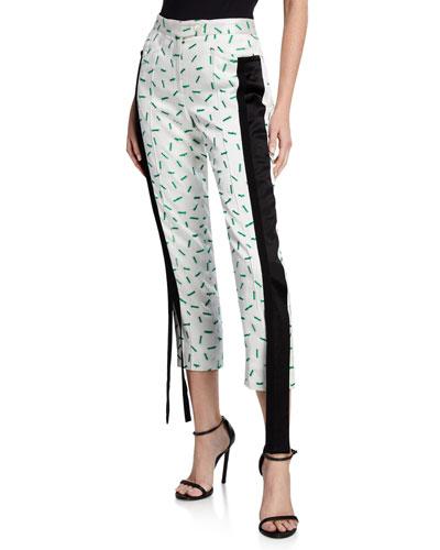 Eckland Confetti Tux Pants
