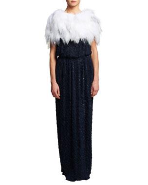 41e2c4a5a Women s Designer Fur Coats   Jackets at Neiman Marcus