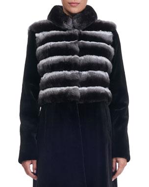 df1326941c7 Women's Designer Fur Coats & Jackets at Neiman Marcus