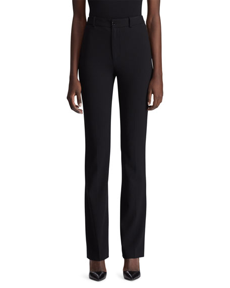 Ralph Lauren Pants SCARLETTE STRETCH WOOL PANTS