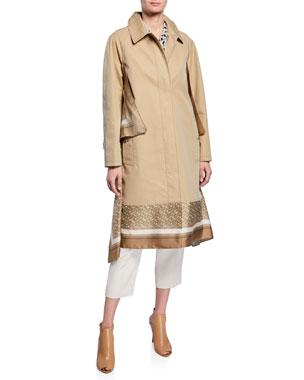 2461560ce9 Burberry Women s Outerwear   Jackets   Coats at Neiman Marcus