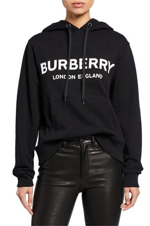 Burberry Poulter Hoodie Sweatshirt