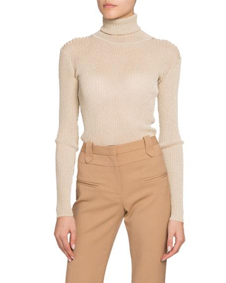 Altuzarra Sweaters SHIMMER TURTLENECK SWEATER