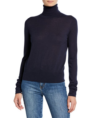 9fbd886797 Co Cashmere Turtleneck Sweater