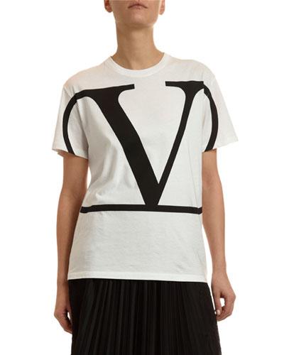 Short-Sleeve Logo Jersey T-Shirt