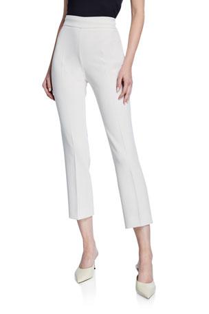 Maxmara Guglia Cady Side Zip Pants
