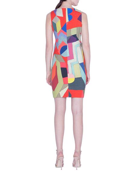 c74a661b33 Image 2 of 2  Indian Summer Wool Sheath Dress