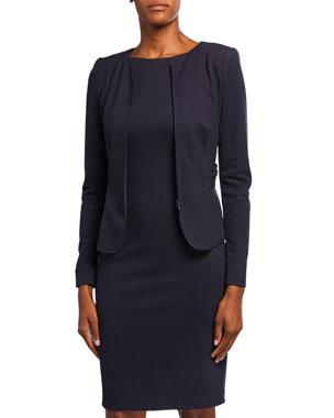5a5979652f Emporio Armani Women's Clothing at Neiman Marcus