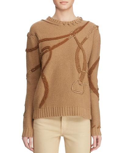 Artisan Harness Sweater