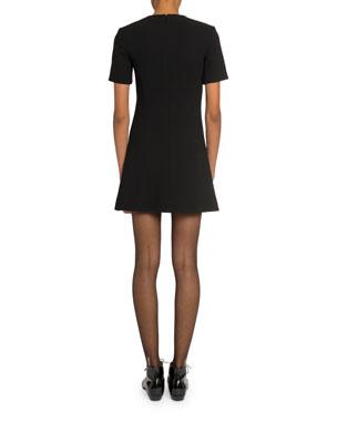 6c647cf9e4f9 Saint Laurent Women's Clothing at Neiman Marcus