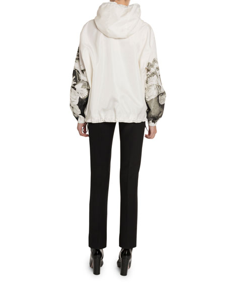 Valentino Lovers Graphic Nylon Jacket