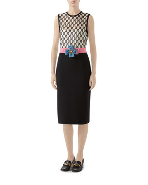 619ed0a075e Gucci Dresses   Women s Clothing at Neiman Marcus