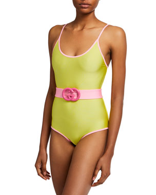 ef4b0a3f738 Women's One-Piece Swimsuits at Neiman Marcus