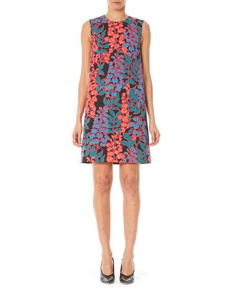 Carolina Herrera Wisteria Shift Dress