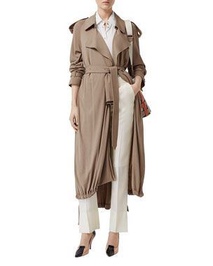 3bd4fe5ce77 Burberry Women's Outerwear at Neiman Marcus