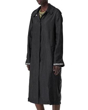c6eac65cbfa Burberry Women's Outerwear at Neiman Marcus