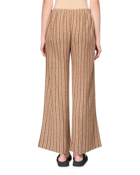 THE ROW Nana Cashmere Flare Pants