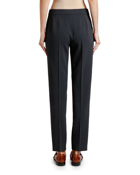 Giorgio Armani Lightweight Wool Trousers