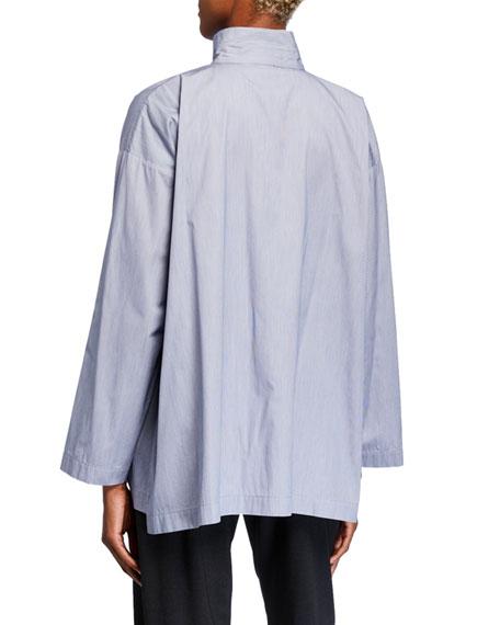 Eskandar Cotton Slim Shirt