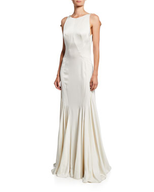 e92e49fe80c31 Iro Eureka Metallic Stripe Long Dress