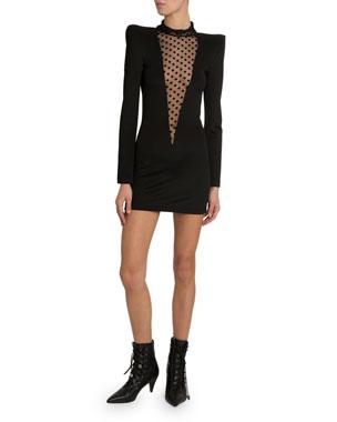 8c55b74fb Balmain Women's Clothing at Neiman Marcus