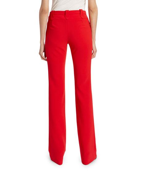 Altuzarra Serge Classic Slim Leg Pants