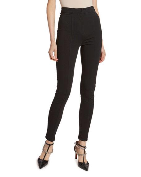 Altuzarra High-Rise Skinny Leg Pants