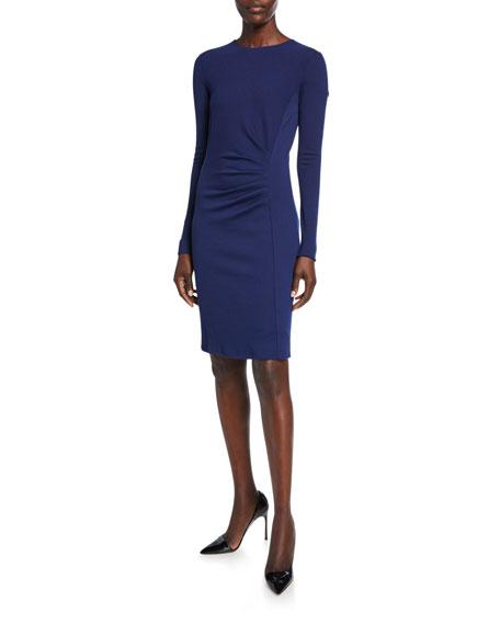 Maxmara Colimbo Ruched-Jersey Bodycon Dress