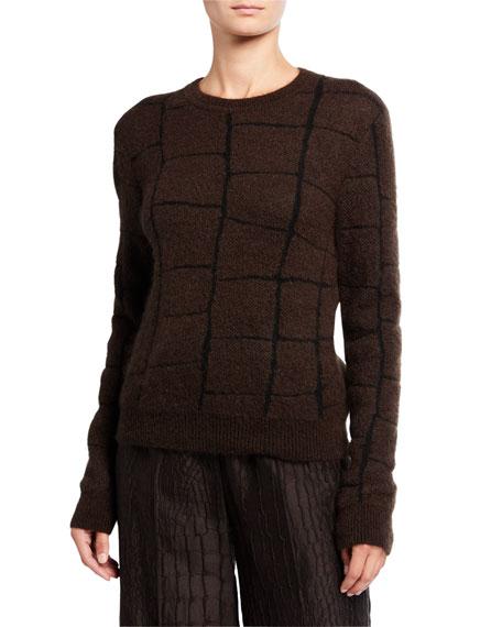 Maxmara Intarsia-Knit Sweater