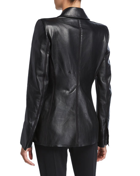 UNTTLD Faust Leather Jacket