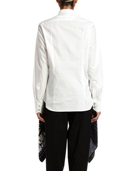 Antonio Marras Silk-Scarf Shirt