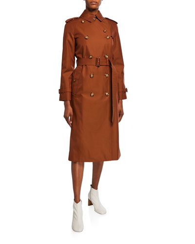 The Waterloo Trench Coat