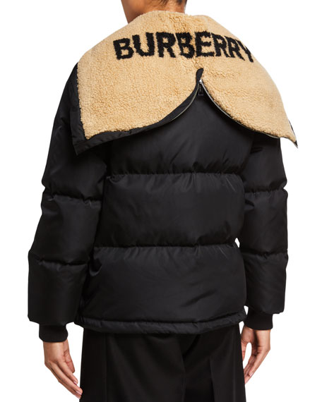 Burberry Down-Filled Jacket