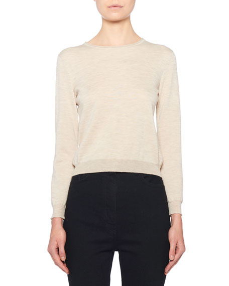 THE ROW Rena Cashmere Sweater