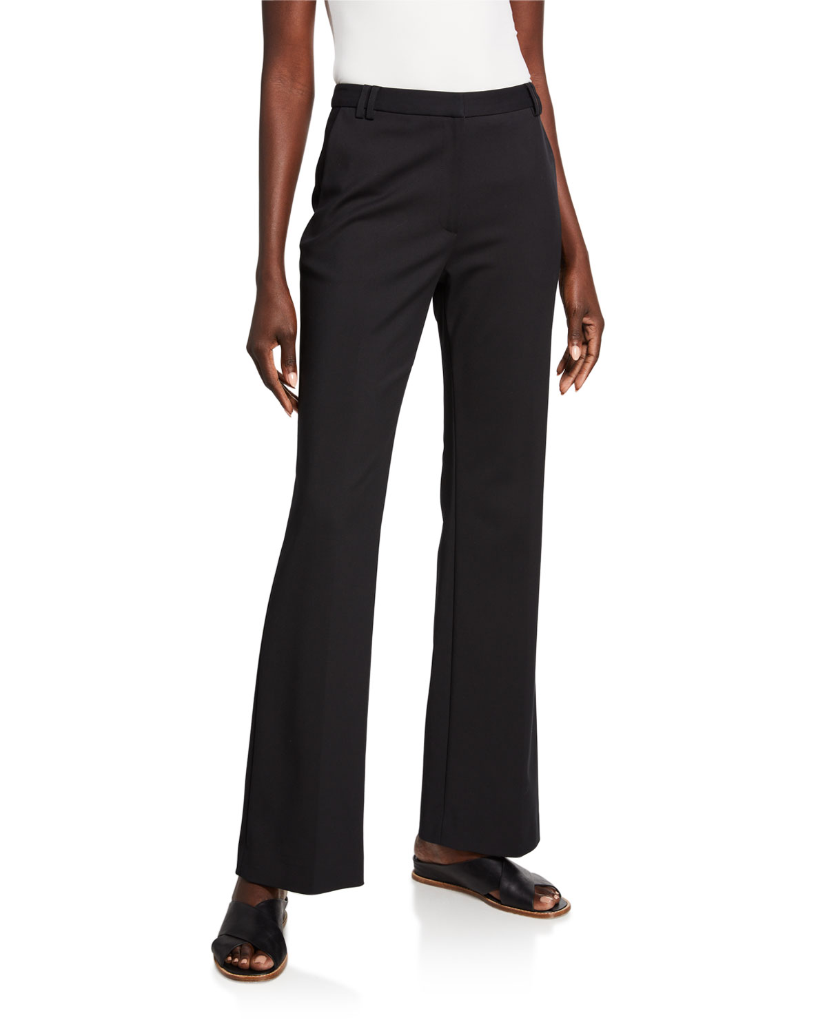 Partow Roy Straight-Leg Trousers