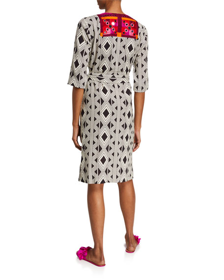 Figue Julia Cotton Dress