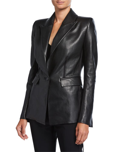 Faust Leather Jacket