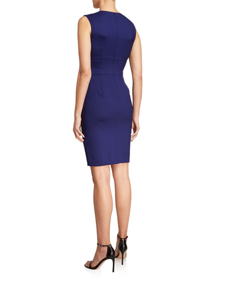 Maxmara Kentia Sleeveless Sheath Dress