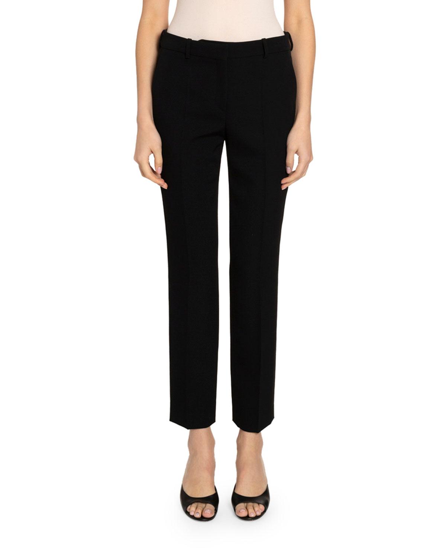 Givenchy Pants GRAIN DE POUDRE CIGARETTE TROUSERS
