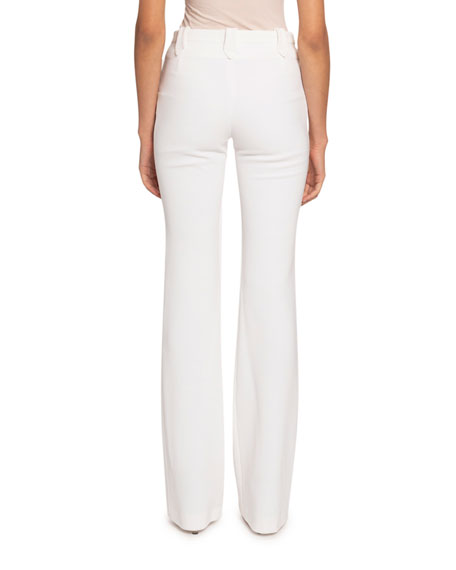 Altuzarra High-Rise Flare Pants