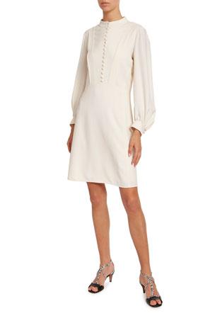 Chloe Lightweight Cady Dress