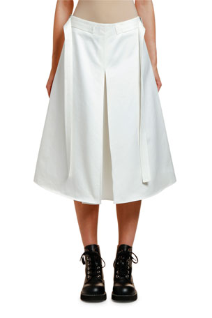 Marni Gonna Cotton Skirt