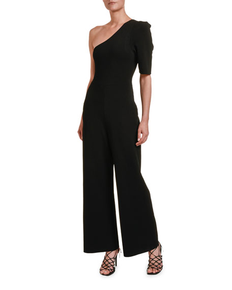 Stella McCartney Compact Knit All-in-One Jumpsuit