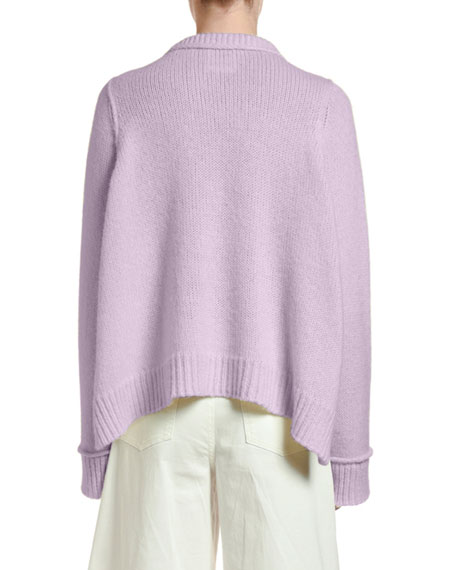 Stella McCartney Alpaca Soft-Knit Sweater